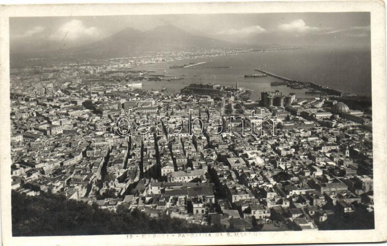 Naples, Napoli;