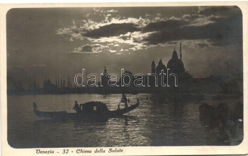 Venice, Venezia; Chiesa della Salute