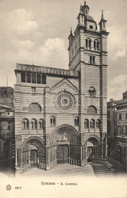 Genova, S. Lorenzo church