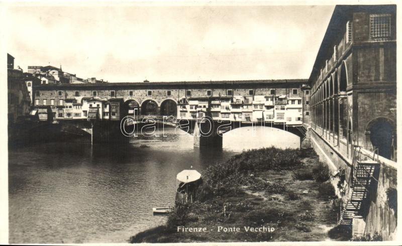 Firenze, Ponte Vecchio / bridge