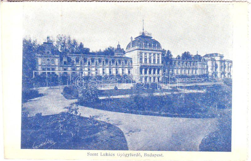 Budapest II. Szent Lukács fürdő