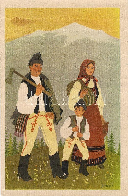 Csik-Háromszéki folklór, Folklore from Csik-Háromszék