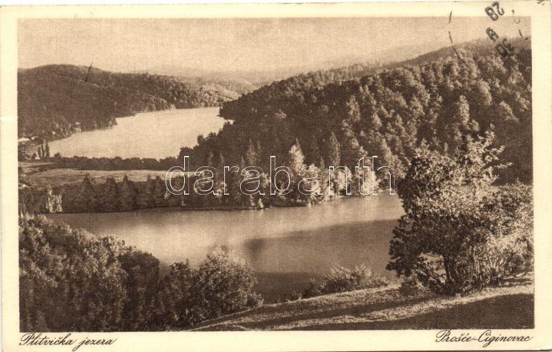 Plitvice Lakes, Plitvicka Jezera;