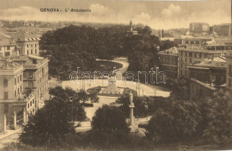 Genova, Aquasola