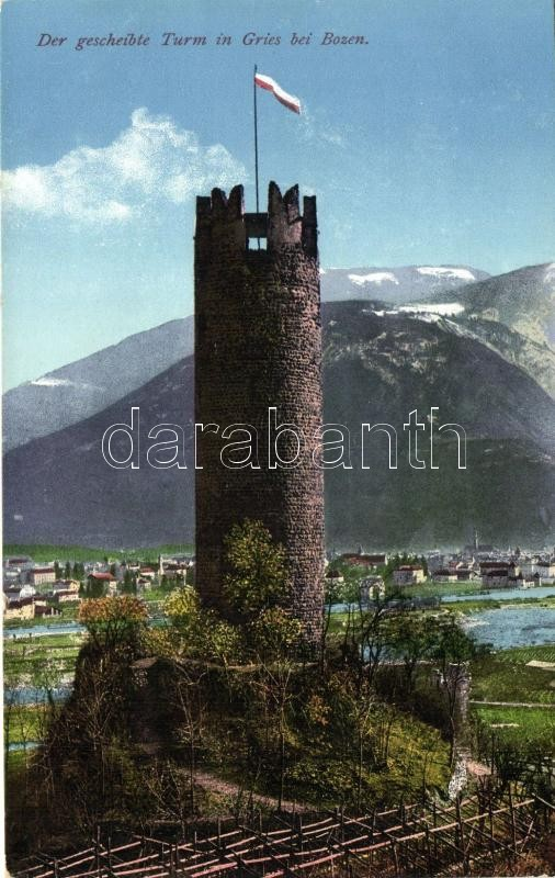 Gries bei Bozen, Gescheibte Turm / tower