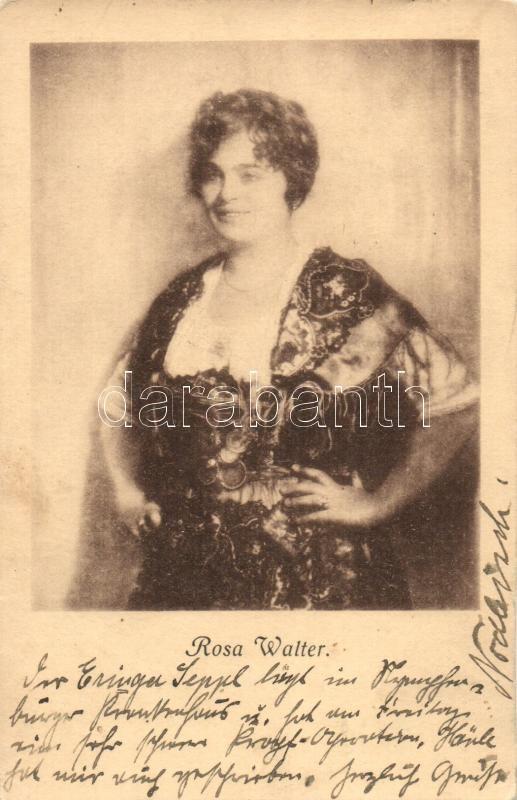 Rosa Walter