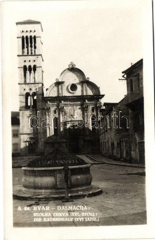 Hvar, Stolna crkva / cathedral