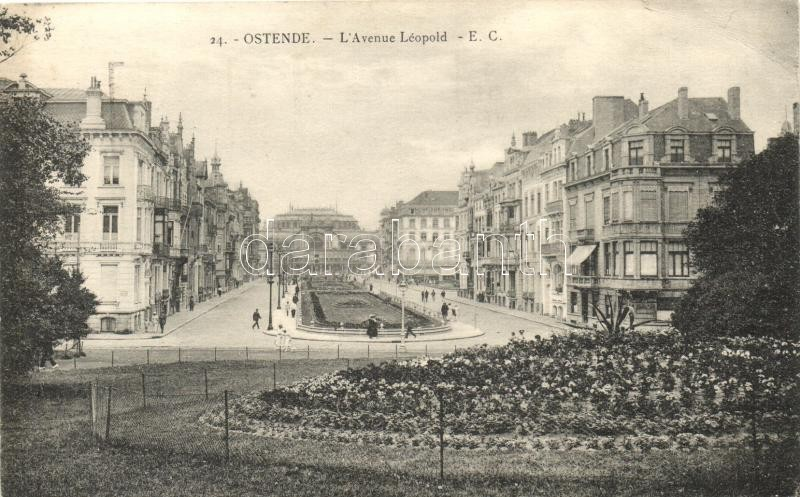 Ostend, Leopold Avenue