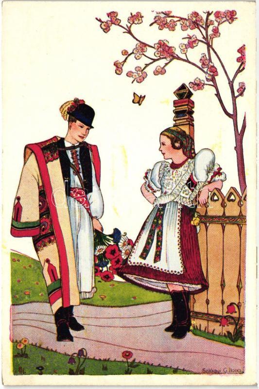 Hungarian folklore s: Szilágyi G. Ilona, Magyar folklór s: Szilágyi G. Ilona