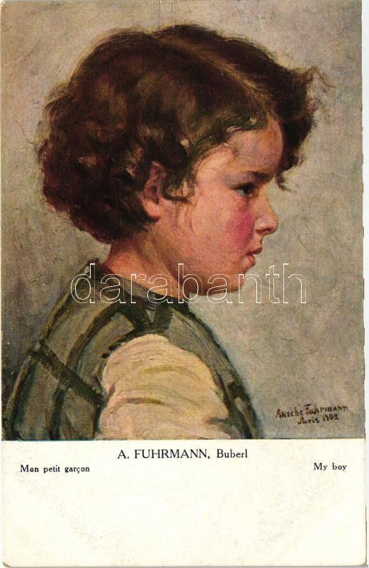 Fiú, M.K.B. 2007. s: A. Fuhrmann, Boy, M.K.B. 2007. s: A. Fuhrmann