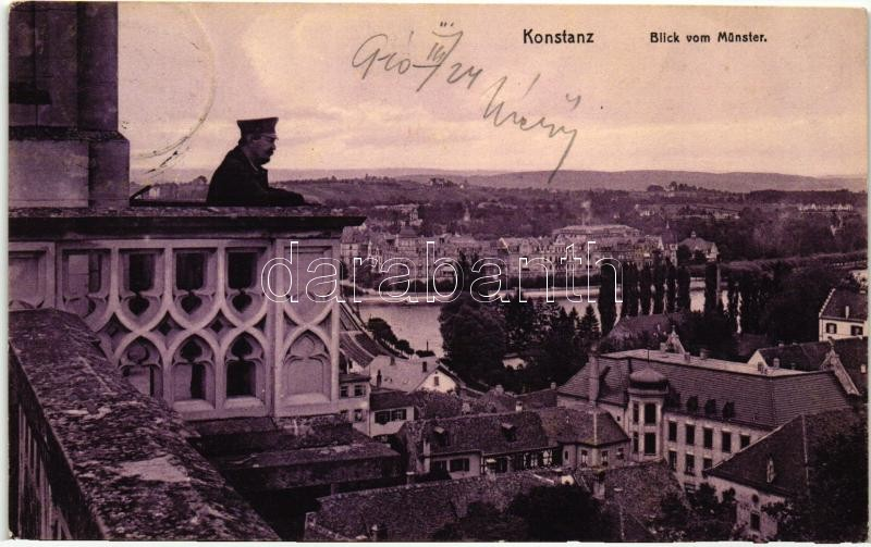 Konstanz, view from monastery