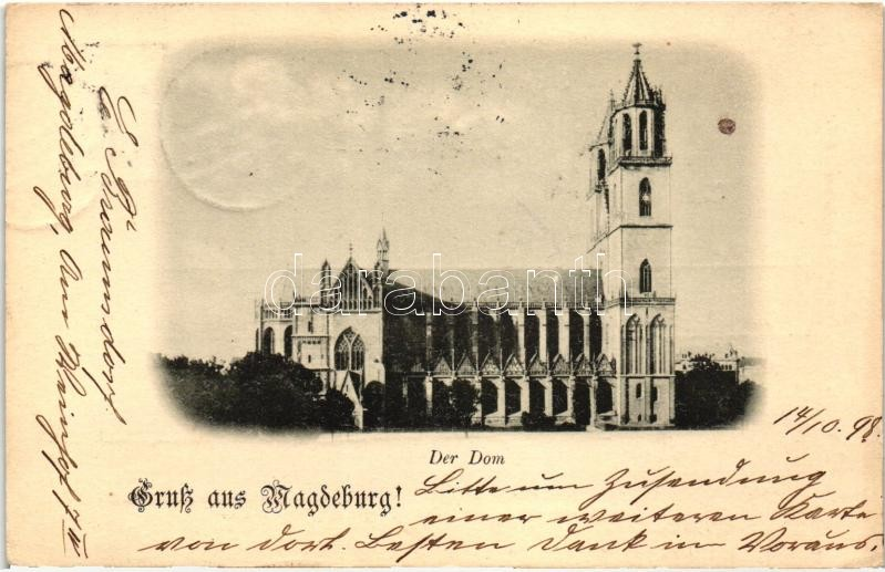 1898 Magdeburg, Dome