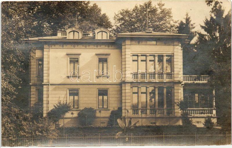 1915 Winterthur, villa, photo