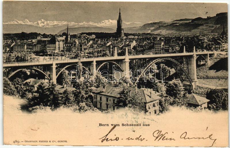Bern, Schaenzli