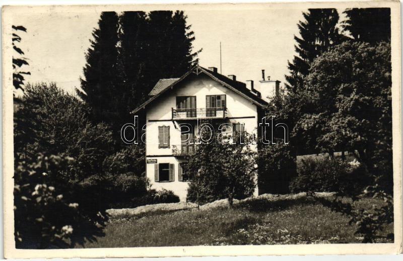 Sankt Radegund, Villa Elisabeth