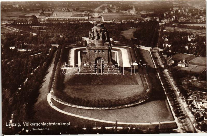 Leipzig, Völkerschlachtdenknmal