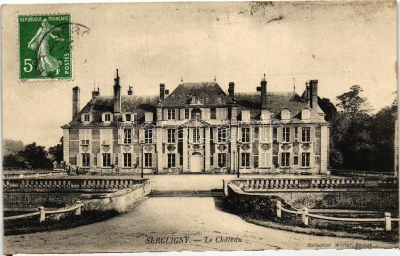 Serquigny, Le Chateau / castle