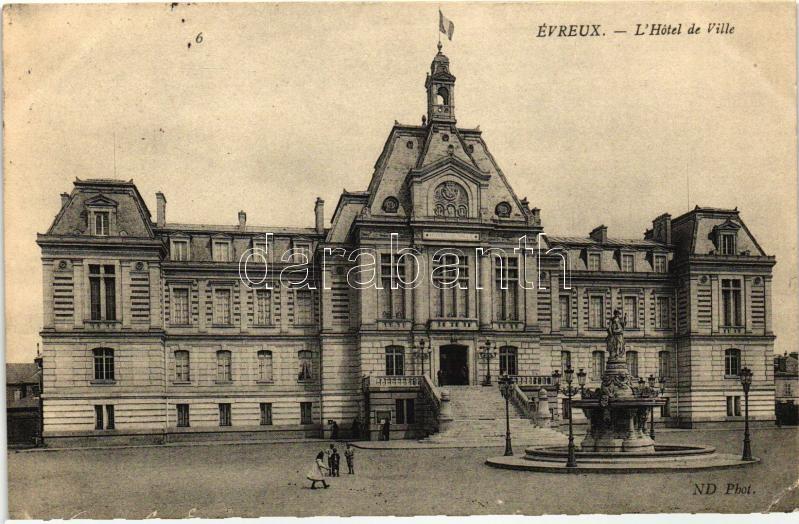 Évreux, Town hall