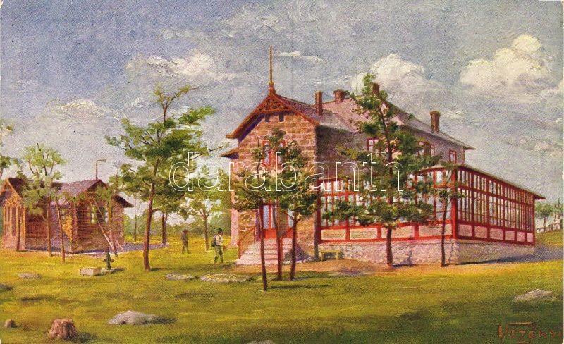 Dobogókő, Magyar Turista Egyesület Báró Eötvös Loránd menedékháza