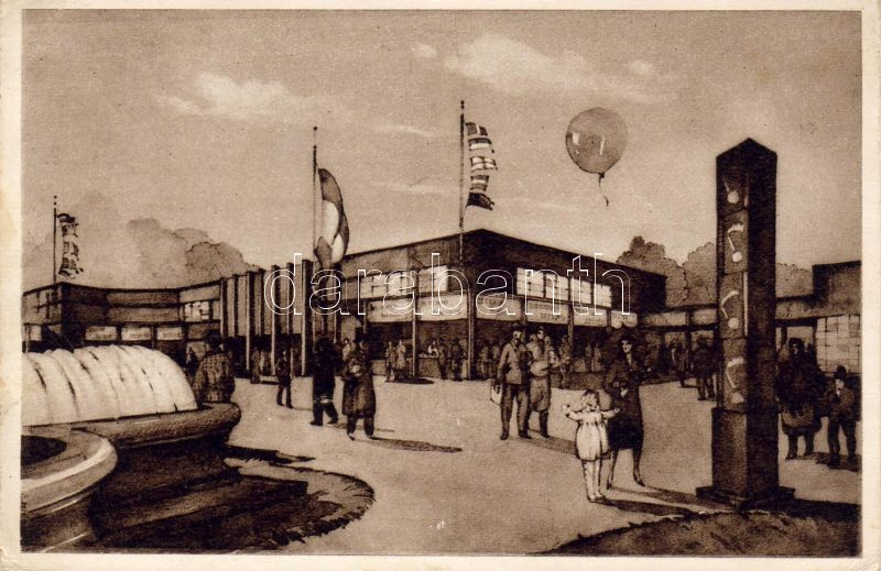 1932 Budapest, Nemzetközi Vásár