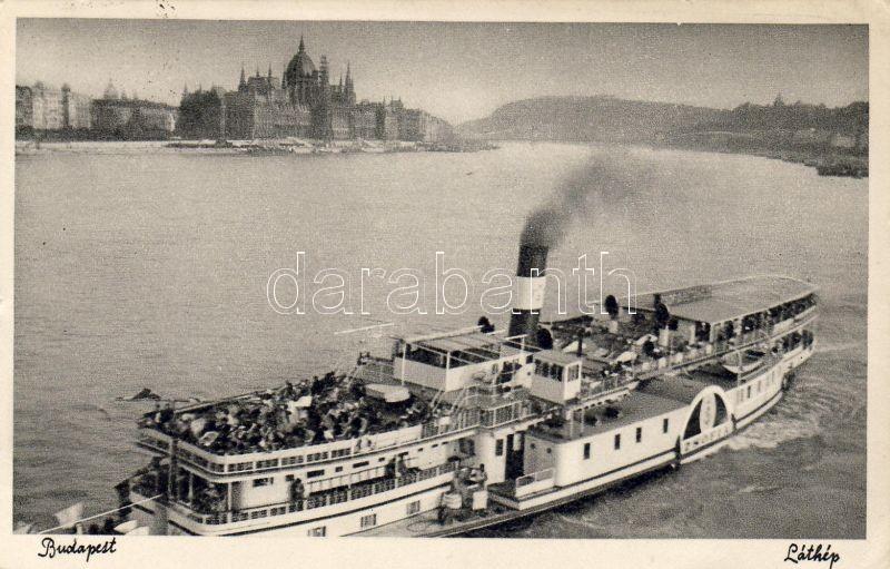 Budapest, Parlament, SS Zsófia