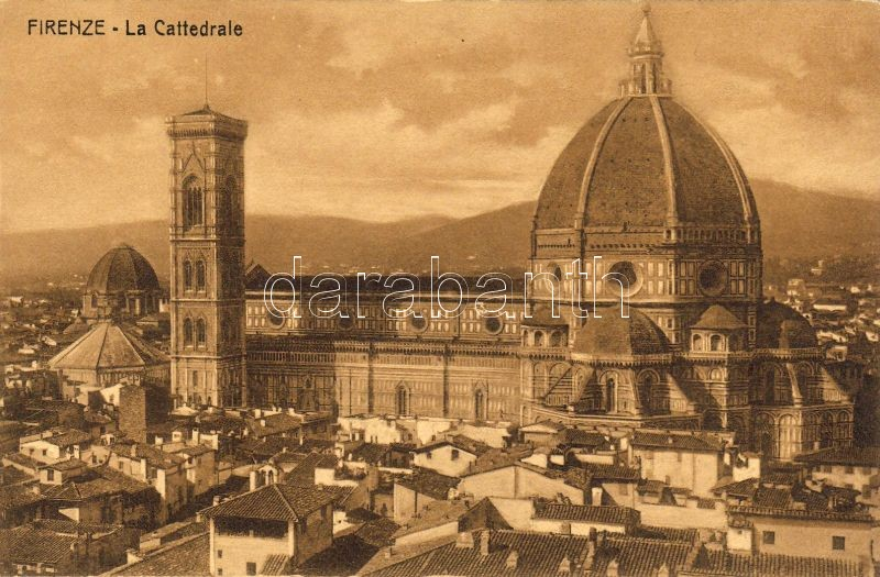 Firenze, La Cattedrale / cathedral