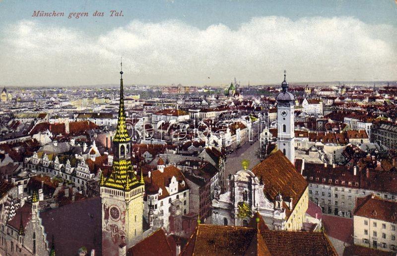 München, das Tal / shopping street