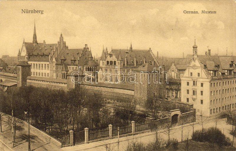 Hamburg, German Museum