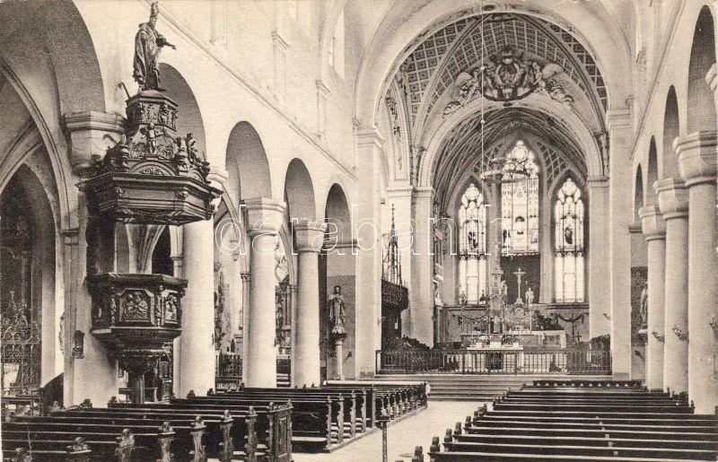 Konstanz, Münster / cathedral, interior