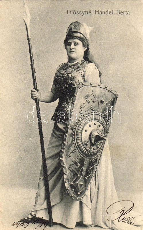 Diossyné Handel Berta