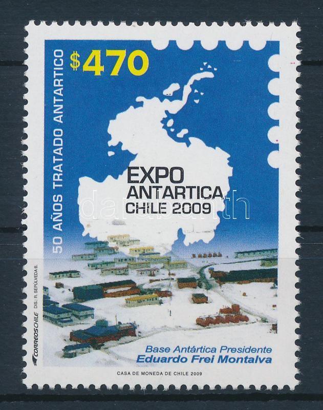 50 years of Antarctic Treaty System, 50 éves az Antarktisz-egyezmény