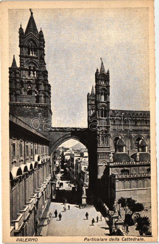 Palermo, Particolare della Cattedrale / cathedral