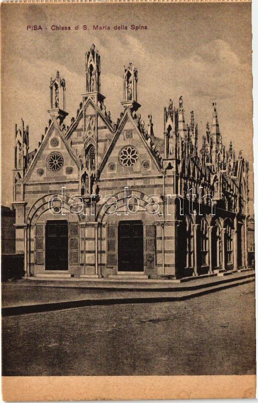 Palermo, Chiesa di S. Maria della Spina / church