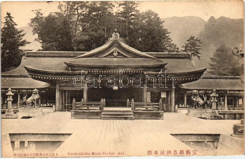 Aki, Itsukushima shrine