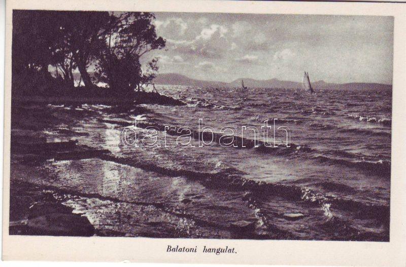 Balaton, vitorlások