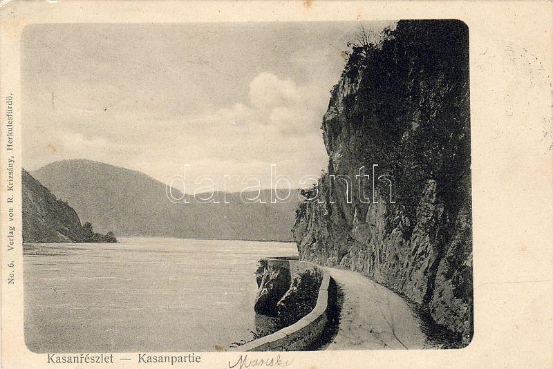 Orsova, Kazan gorge, Orsova, Kazan szoros