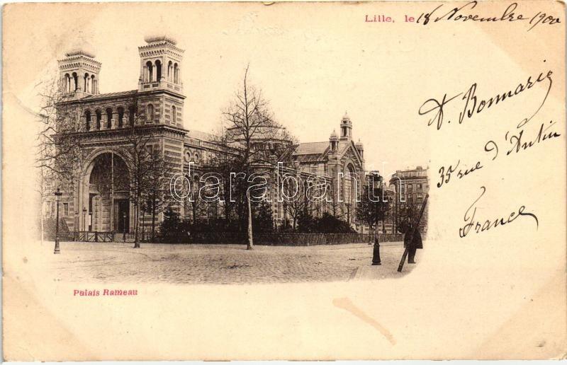Lille, Palais Rameau / palace