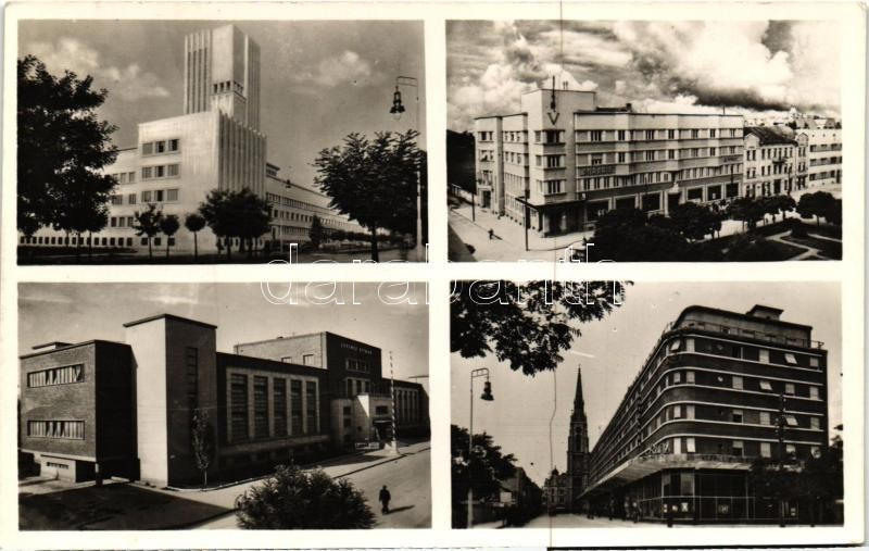 Novi Sad, hotel, Újvidék, Rex szálló, Levente otthon, Agraria
