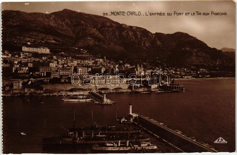 Monte-Carlo, port