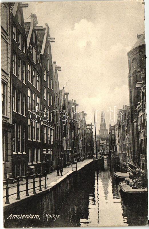 Amsterdam, Kolkje