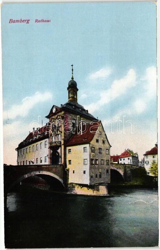 Bamberg, Rathaus / town hall