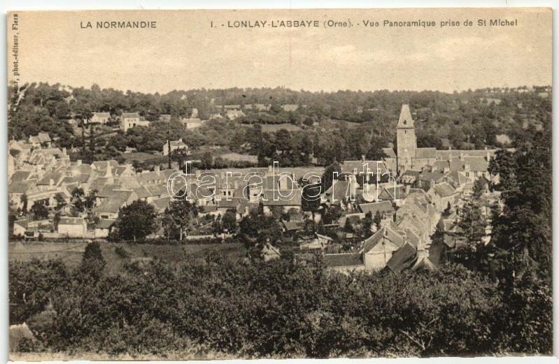 Lonlay-l'Abbaye, St. Michel