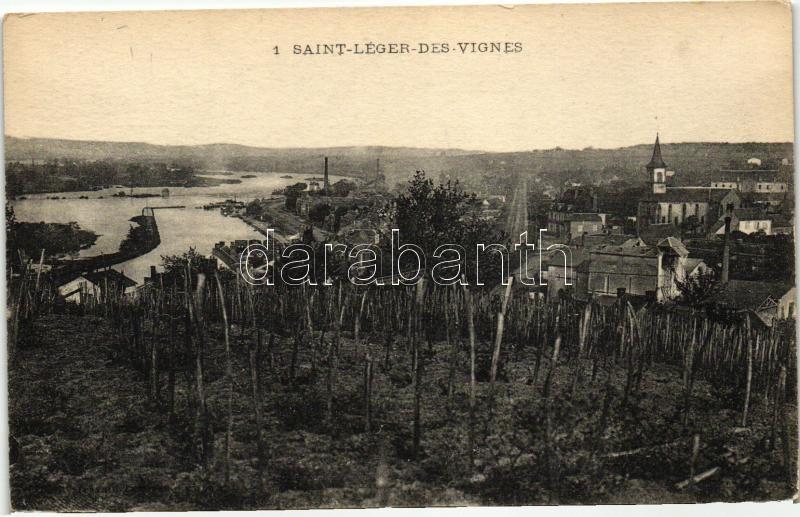 Saint-Léger-des-Vignes