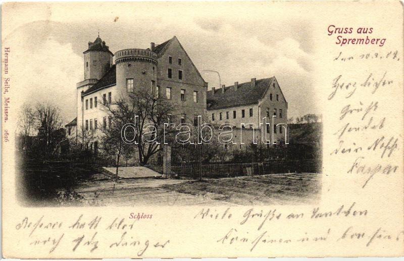 Spremberg, Schloss / castle