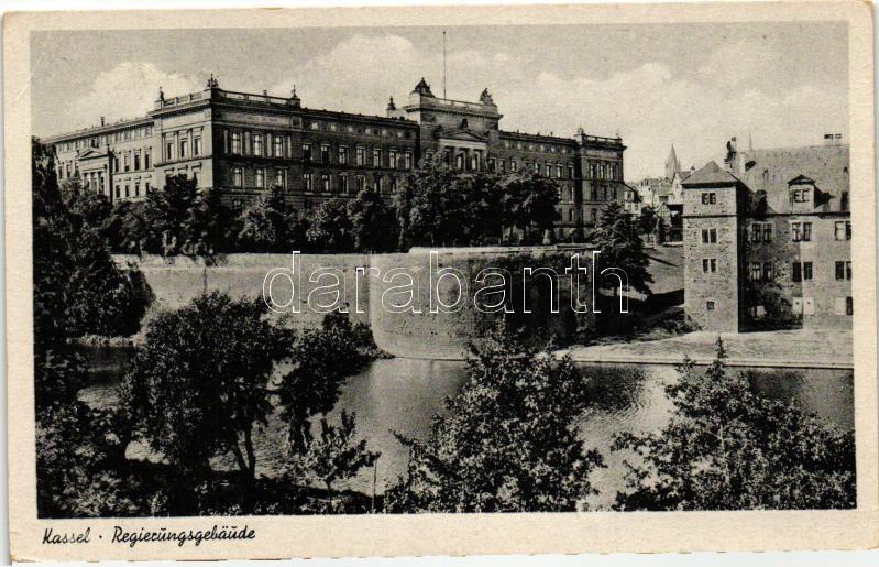 Kassel, Regierungsgebaude