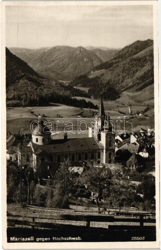 Mariazell, Hoschschwab