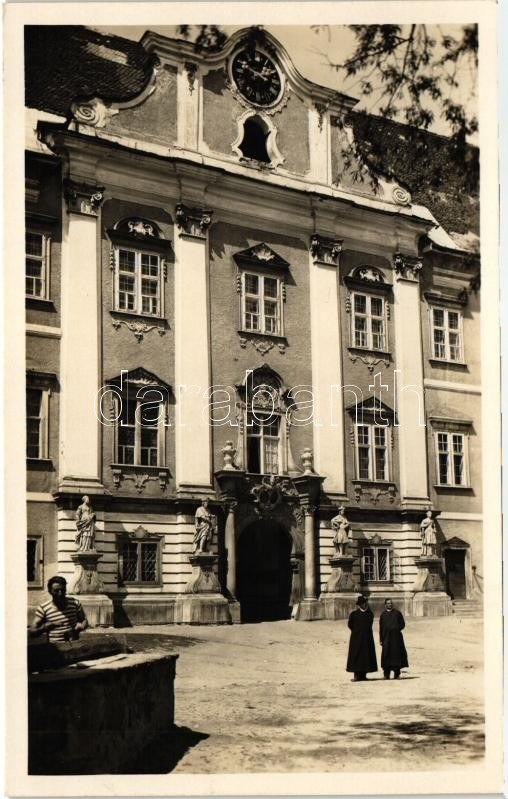 Sankt Lambrecht, Stiftsportal / church gate