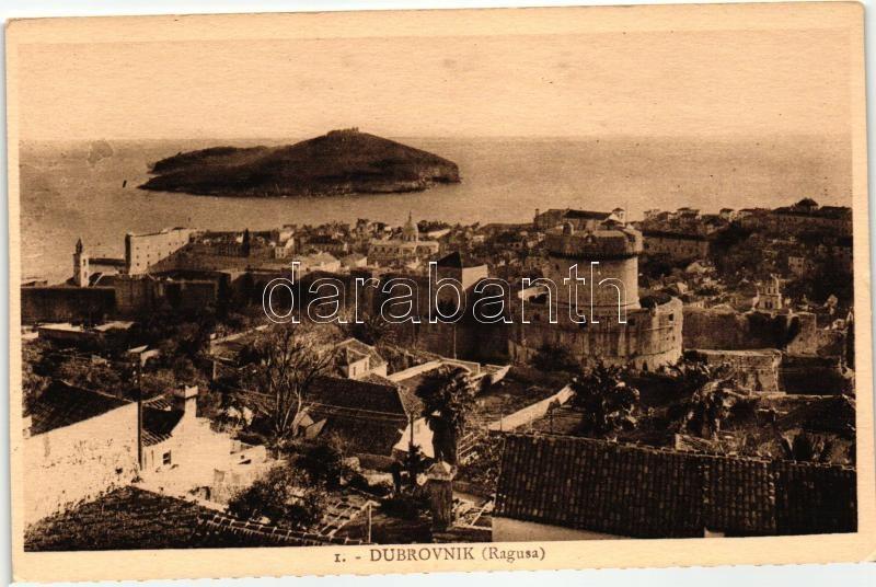 Dubrovnik, Ragusa;