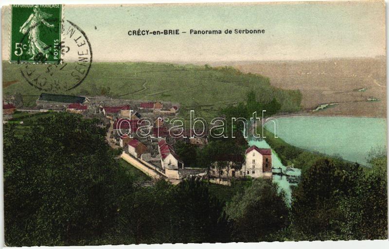 Crecy-en-Brie, Serbonne