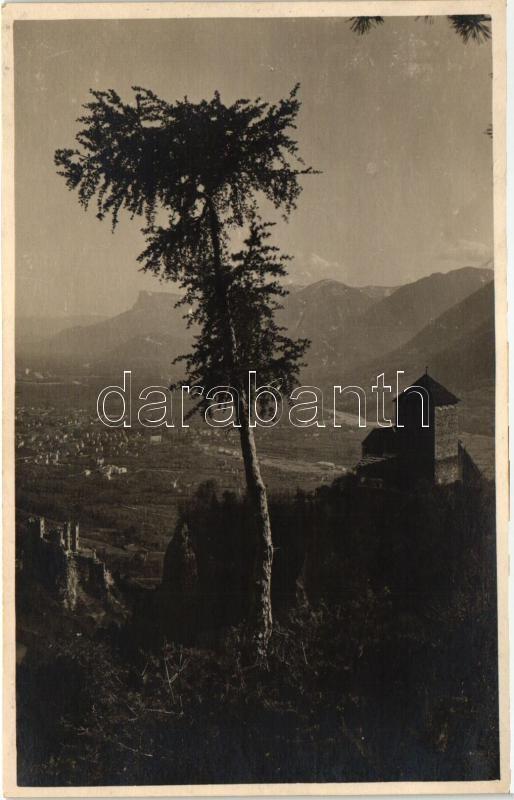 Merano, Meran; Castello Tirolo / castle
